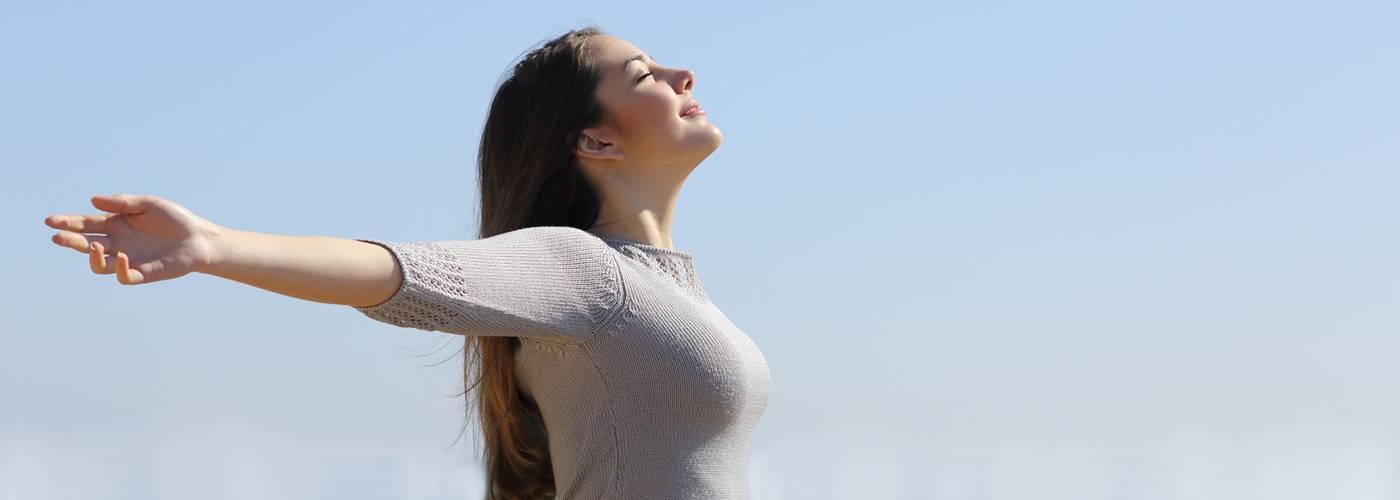 Frei atmen und mehr leisten