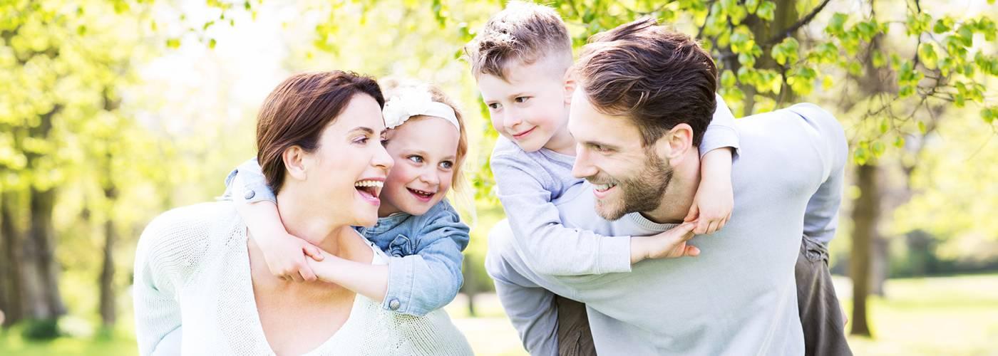 Echte Lebensqualität für die ganze Familie